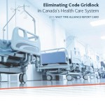 Eliminating Code Gridlock - WTA 2015 Report Card